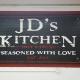 JD's Kitchen mural
