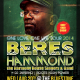 Beres Hammond flyer