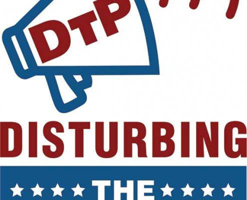 Disturning the Peace logo