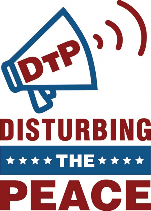 Disturning the Peace logo