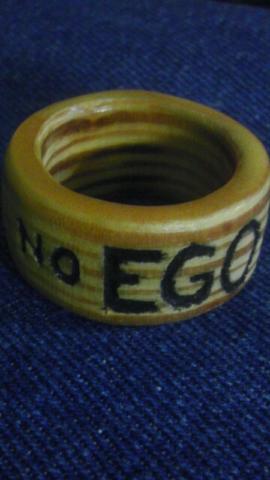 No Ego ring