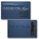 The Legal Free Agent corporate identity