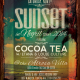 Sunset in Negril Tour flyer columbus ohio