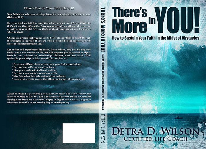 Detra Wilson Book Cover - LiQiD inc