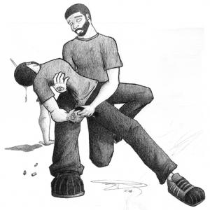 The Divorce of Self illustration